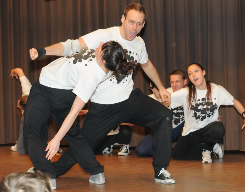 Neuer Breakdance-Kurs in Gelnhausen ab 28.10.2013