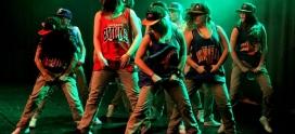 Videoclipdancing HipHop in Bad Orb