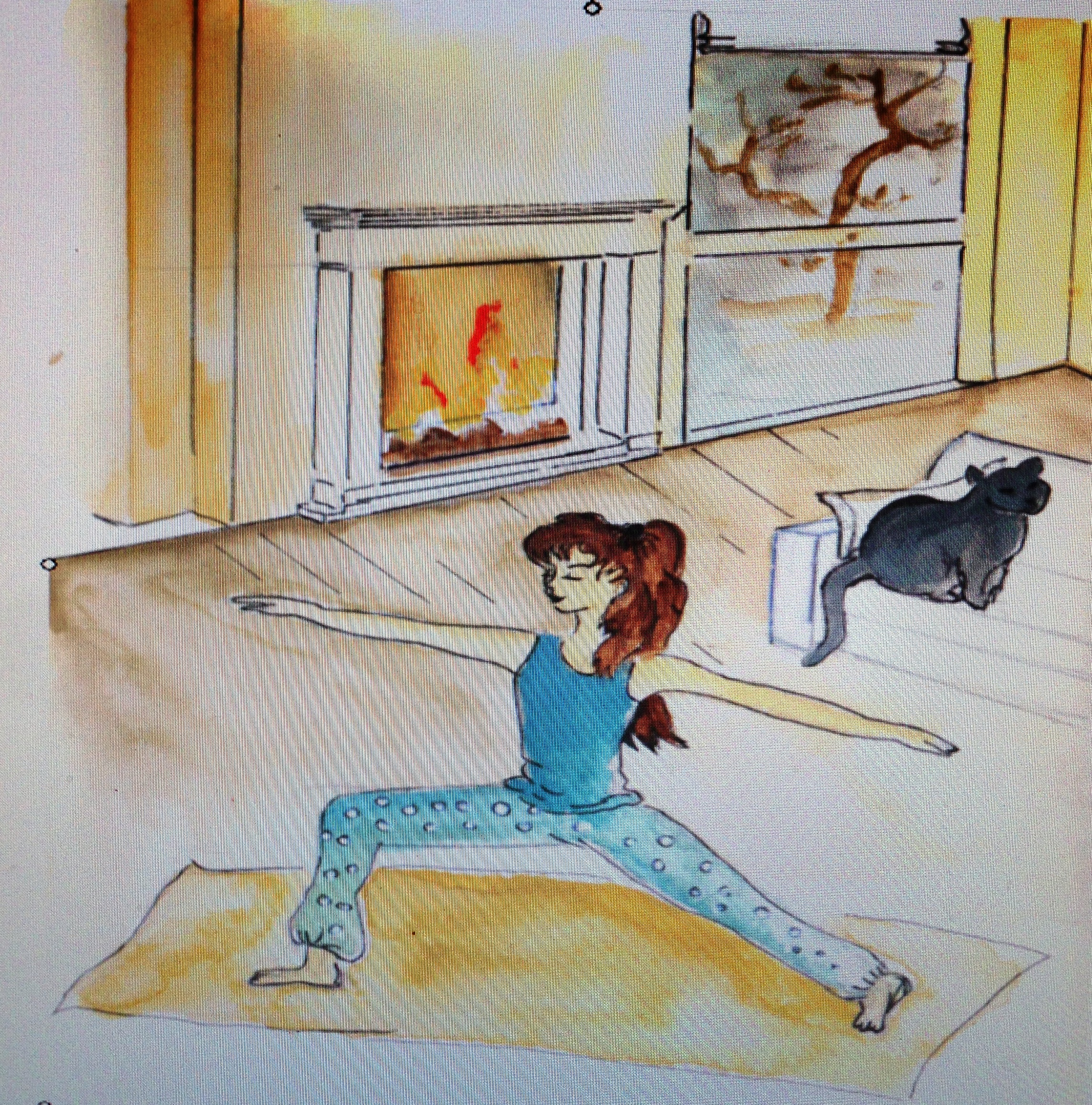 Yoga Präventionskurs §20 SGB ab 13.04.15