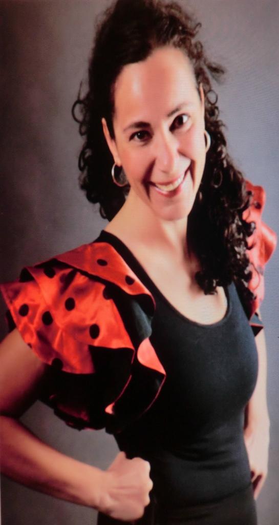 Flamenco für Anfänger – Colombiana ab 06.03.15