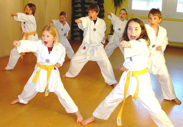 Taekwon-Do 10 Wochen-Einsteigerkurse