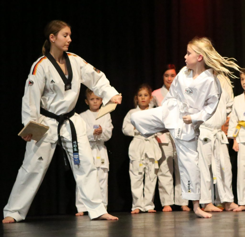 Taekwon-Do Einsteigerkurse Start Januar 2019
