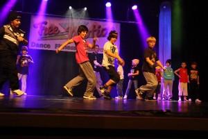 HipHop, Breakdance und Zumba® für Schulklassen