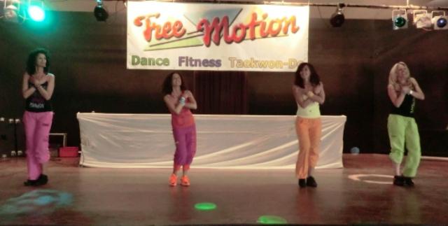 Free Motion Zumba® - Trainer