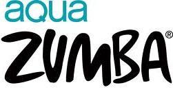 aqua Zumba Logo Ausschnitt