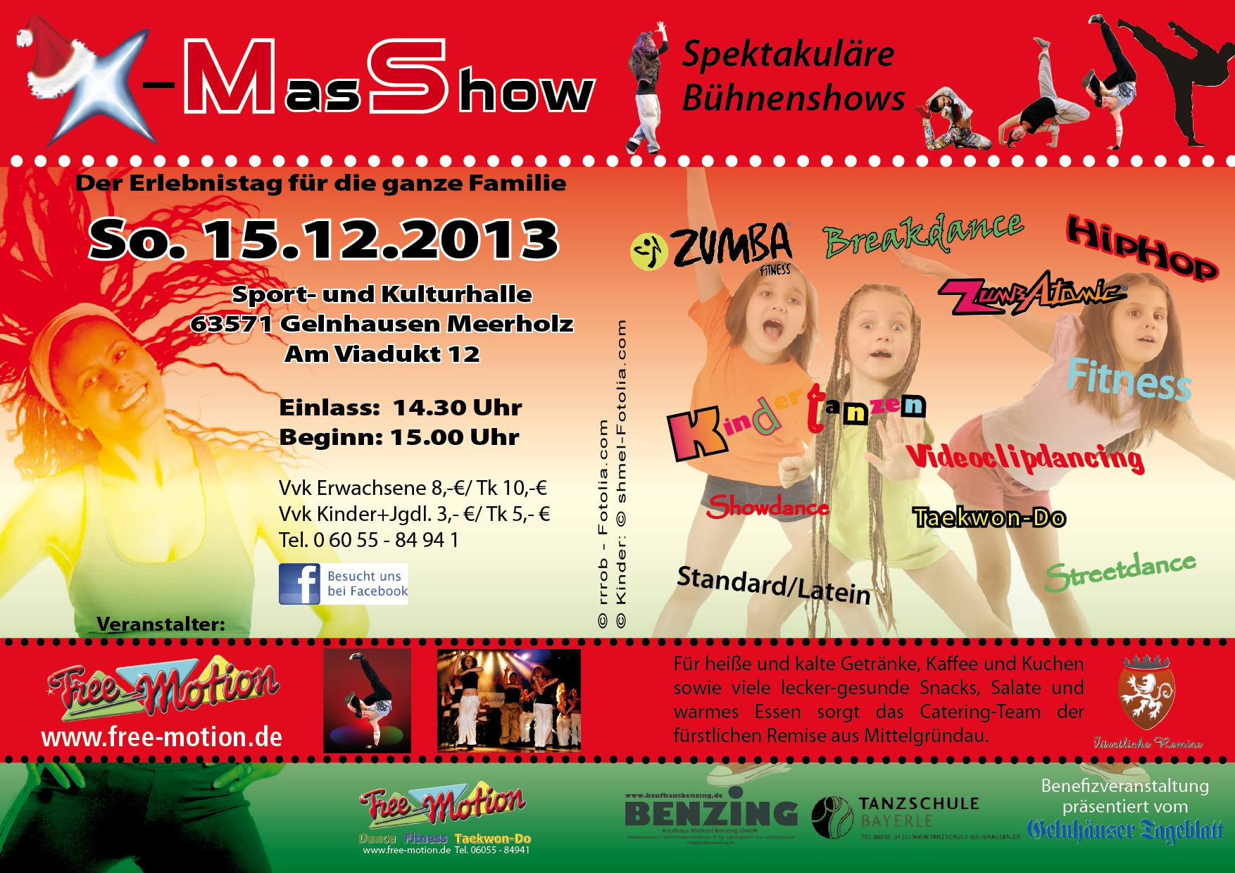 X-MasShow So. 15.12.2013
